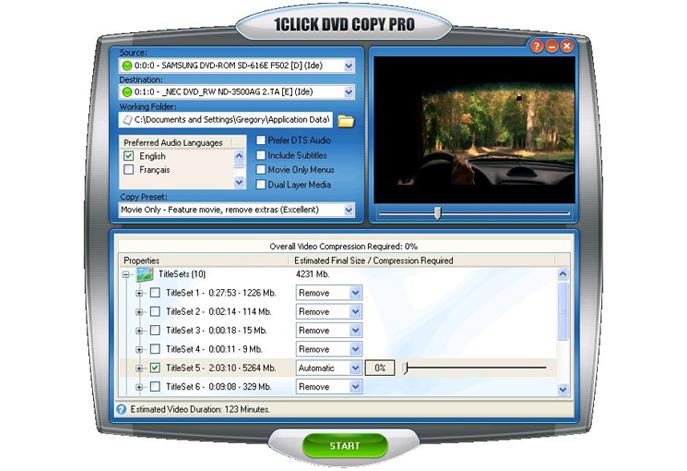 1Click DVD Copy Pro 4 for sale width=